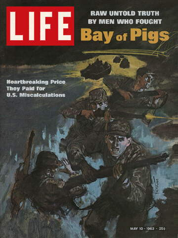 Bay of Pigs 1963