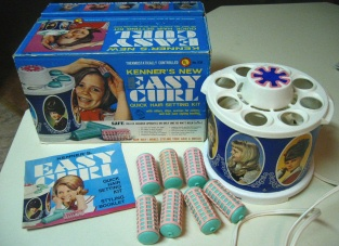 1960s Toys - Girls U Curl