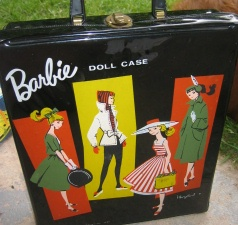 1960s Toys - Barbie Case