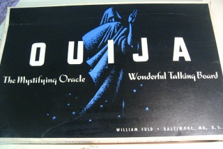 Games of the 1960s- Ouija